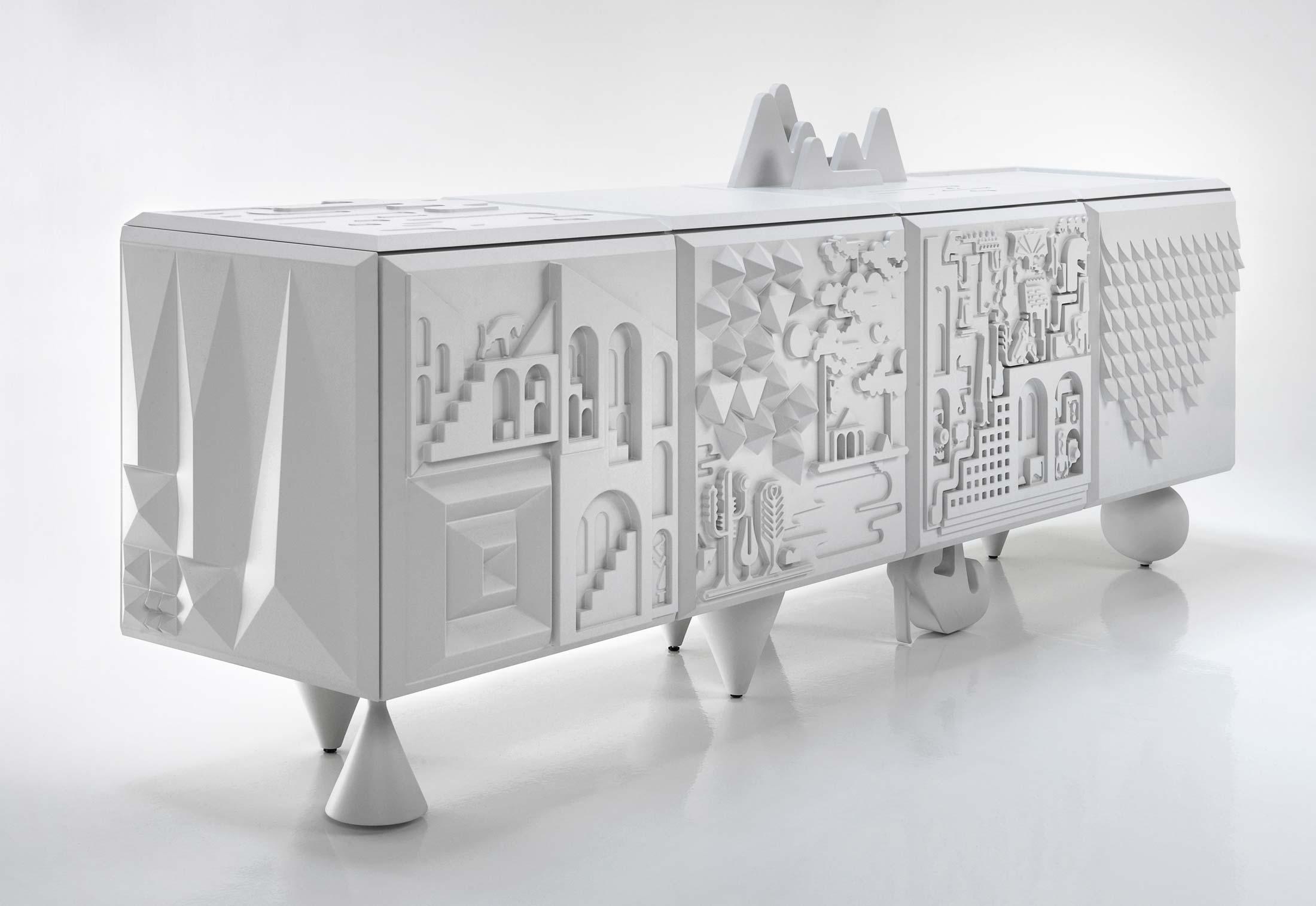Bd Barcelona Design.Tout Va Bien Cabinet By Bd Barcelona Design Stylepark