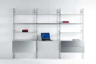 Valeria y Luca Shelf  by  BD Barcelona Design