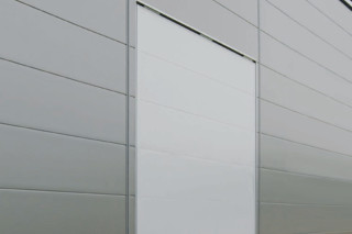 Belu Tec, door with folding shutter  by  Belu Tec