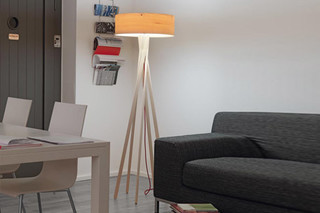 Arba-10 standing lamp  by  belux