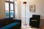 Diogenes-01 floor lamp  by  Belux