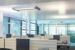 Flat-10/-12 floor lamp  by  Belux