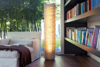 One by One-01 floor lamp  by  Belux