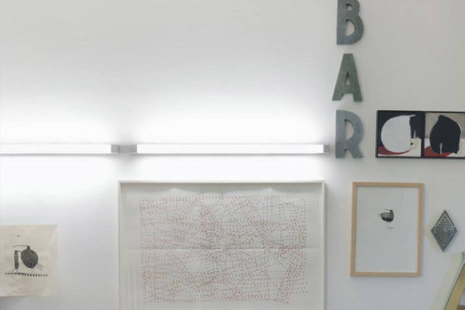 Slim-S Wand-/Decken-Systemleuchte