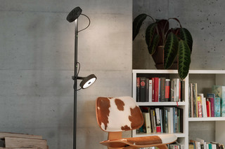 U-Turn 12 floor lamp  by  belux