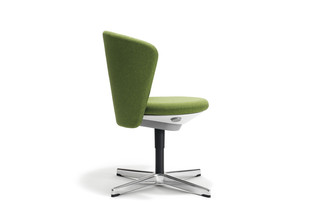 Bay Chair Swivel  by  Bene