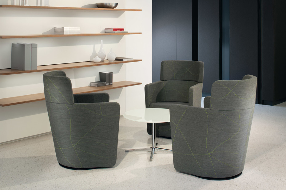 PARCS Wing Chair