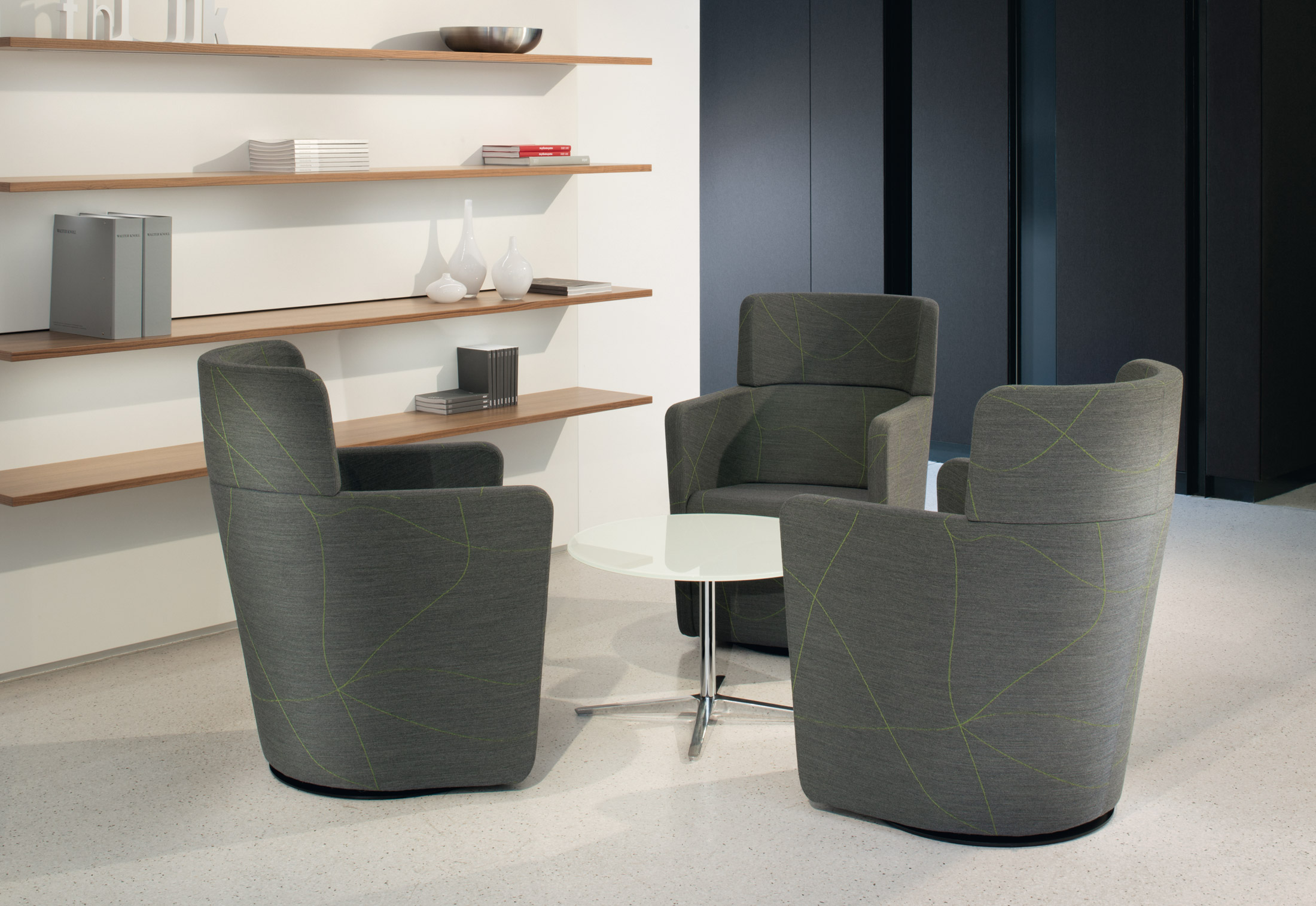 PARCS Wing Chair by Bene | STYLEPARK