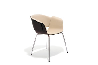 Rondo chair  by  Bene