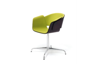 Rondo swivel chair  by  Bene