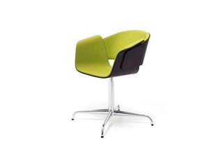 Rondo swivel chair  by  Bene