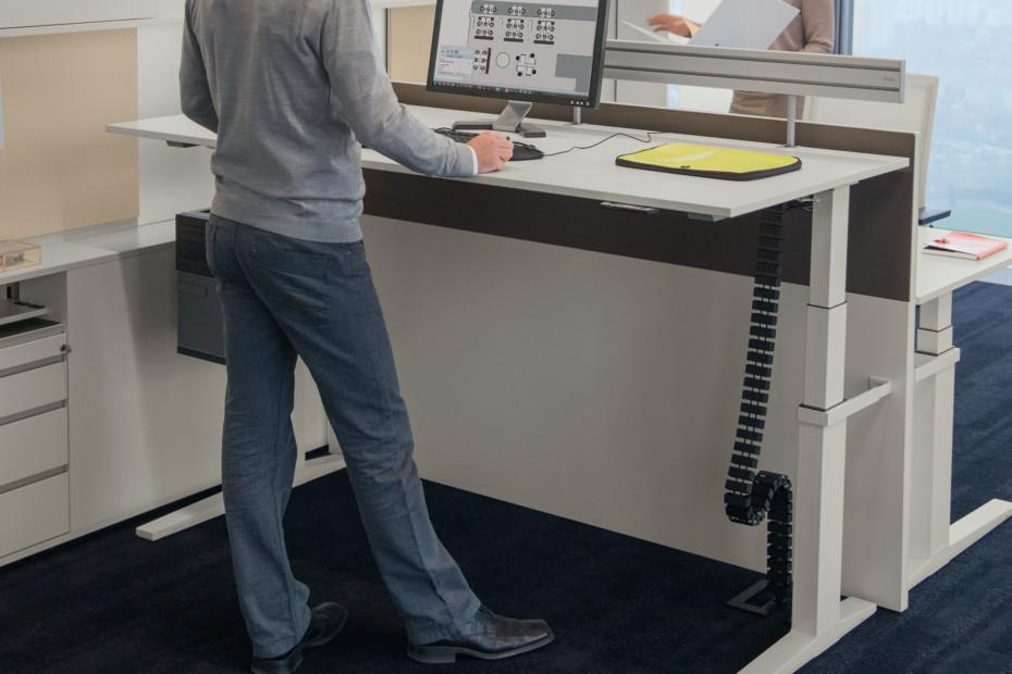 T-Lift Desk