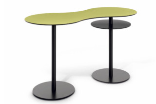 T-Meeting stand up table  by  Bene