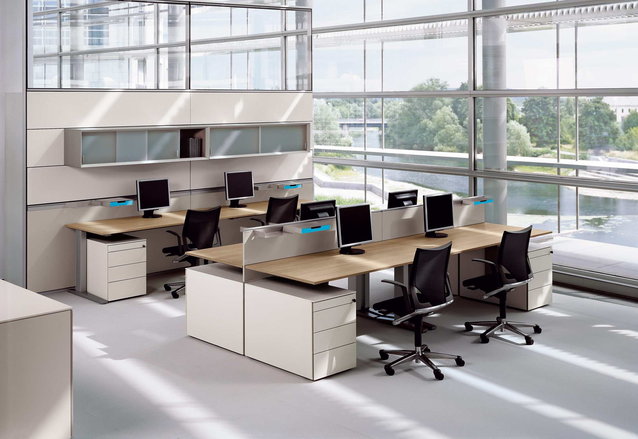 T Workstation By Bene Stylepark