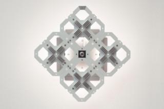 Cluster+ Wandleuchte  von  benwirth licht