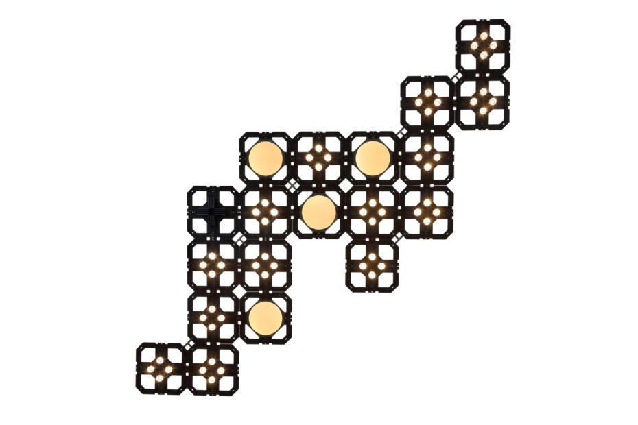 Cluster+ Wandleuchte