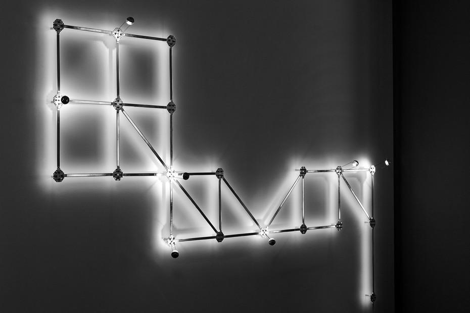 *Track wall light
