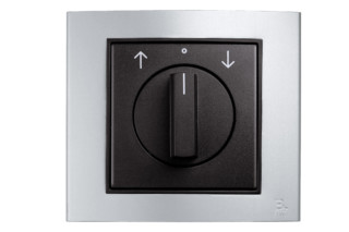 Berker - B.3 jalousie-switch  by  hager group