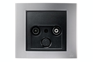 Berker - B.3 tv-socket  by  hager group