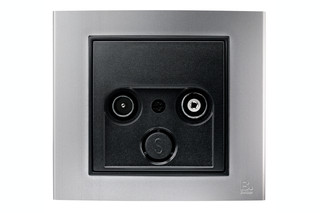 B.3 tv-socket  by  hager group