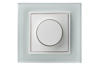 Berker - B.7 glass dimmer  by  hager group