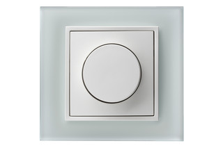 B.7 glass dimmer  by  hager group