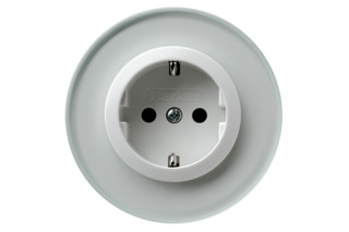GLASSERIE socket  by  Berker