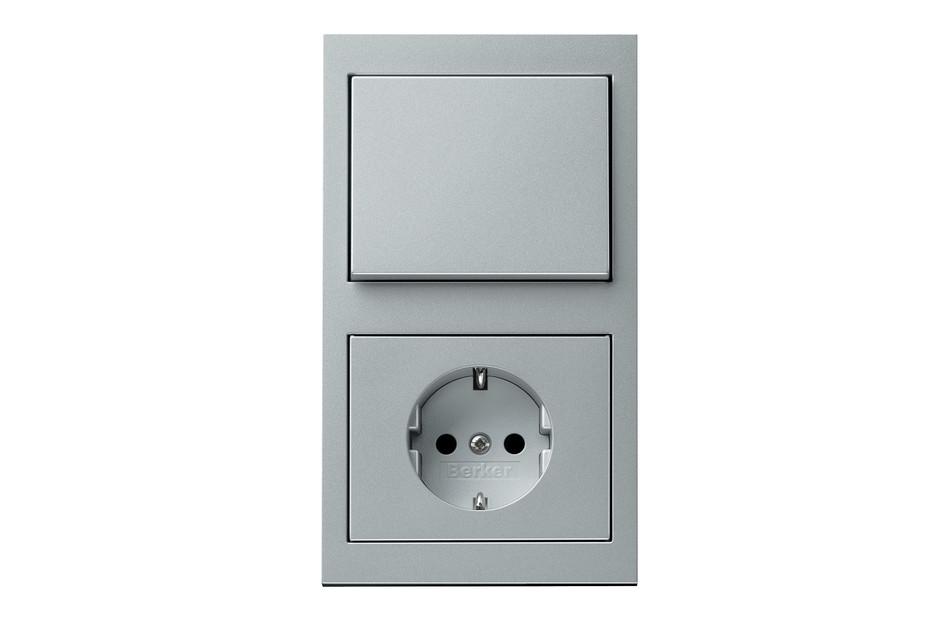 K.1 switch-socket-combination