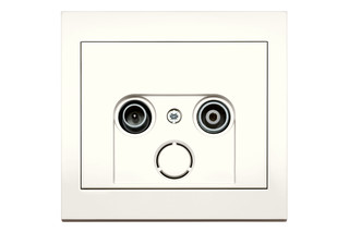 K.1 tv-socket  by  hager group