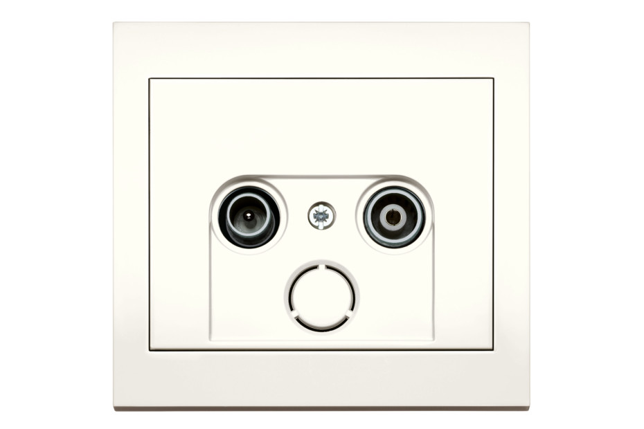 K.1 tv-socket