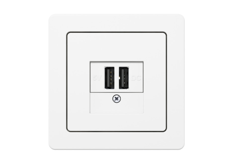 K.1 USB charging socket