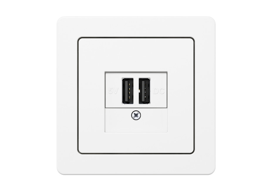 K.1 USB Ladesteckdose