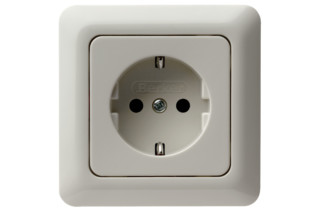 MODUL 2 socket  by  Berker
