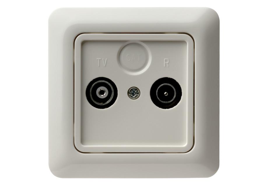 MODUL 2 tv-socket