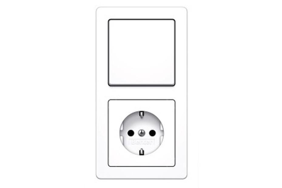 Q.1 switch-socket-combination