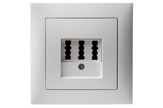 S.1 phone-socket  by  hager group