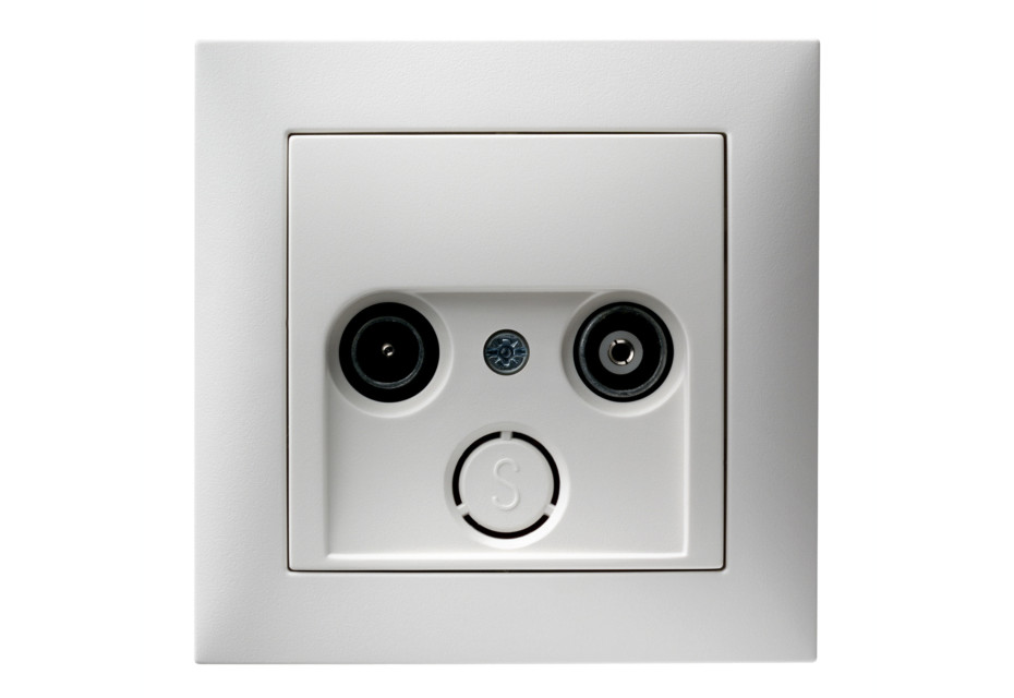 S.1 tv-socket