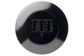 Berker - Series 1930 phone-socket  by  hager group