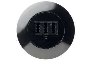Series 1930 phone-socket  by  hager group