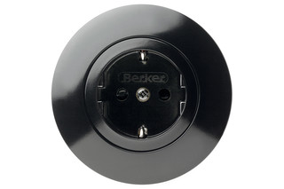 Series 1930 socket  by  hager group