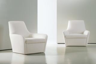 Amri easy chair  by  Bernhardt Design