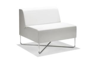 Balance easy chair  by  Bernhardt Design