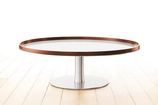 Martini couchtable  by  Bernhardt Design