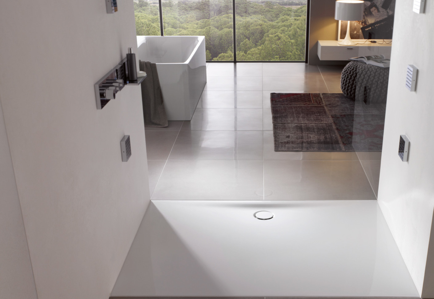 bettefloor side by bette stylepark. Black Bedroom Furniture Sets. Home Design Ideas