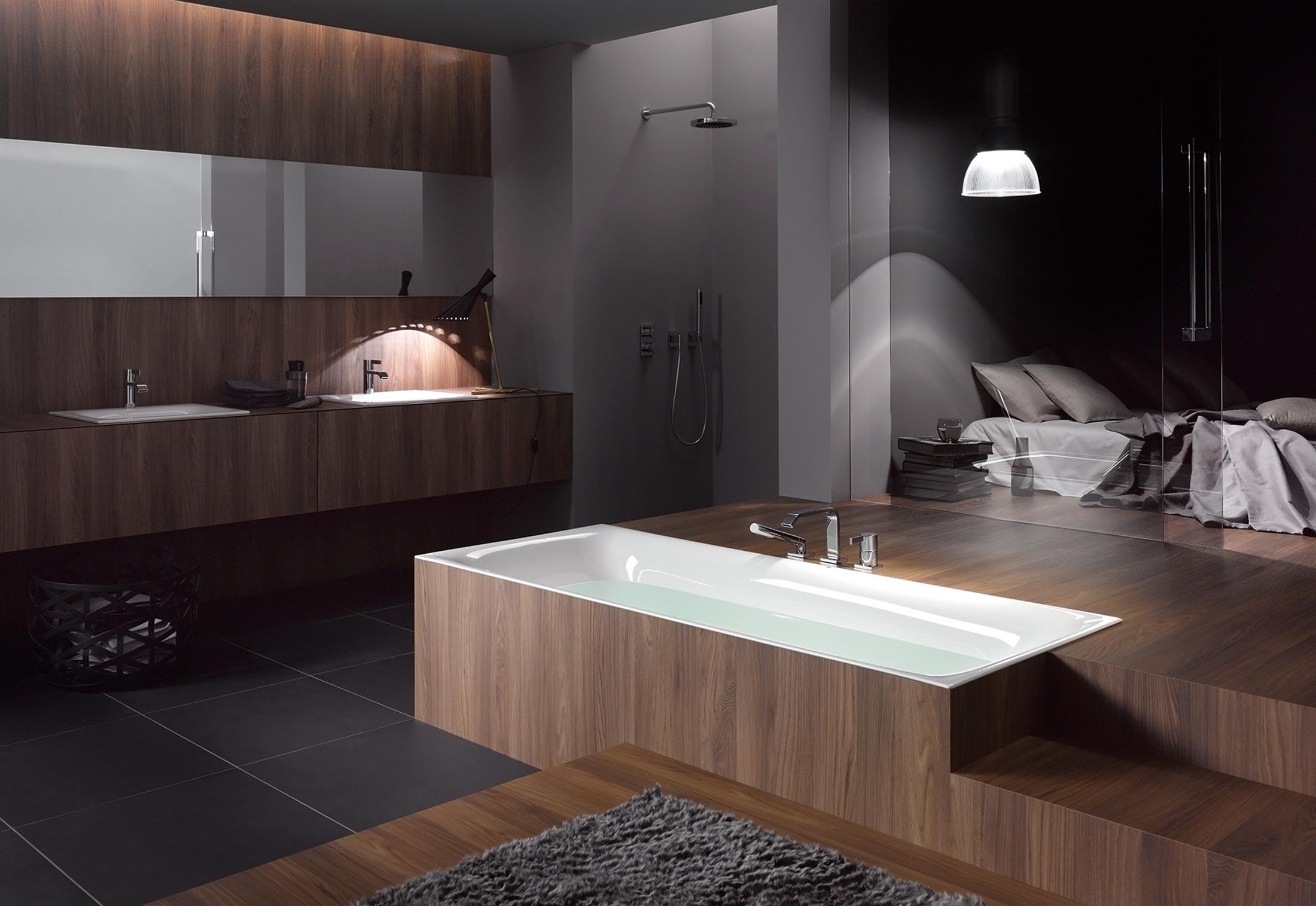Bettelux badewanne von bette stylepark for Moderne badewannen design