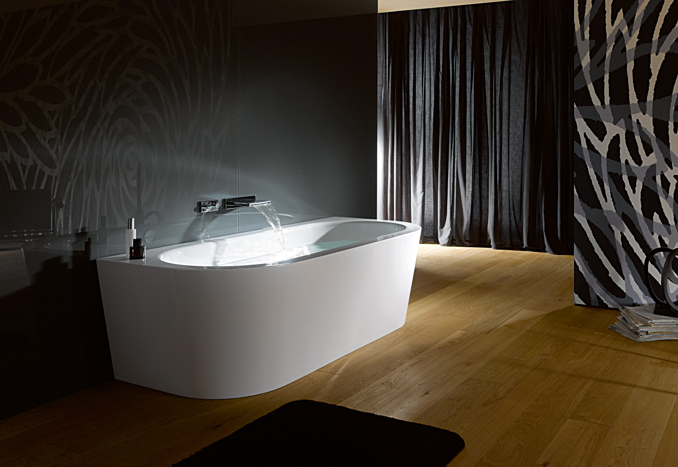 bettestarlet i silhouette von bette stylepark. Black Bedroom Furniture Sets. Home Design Ideas
