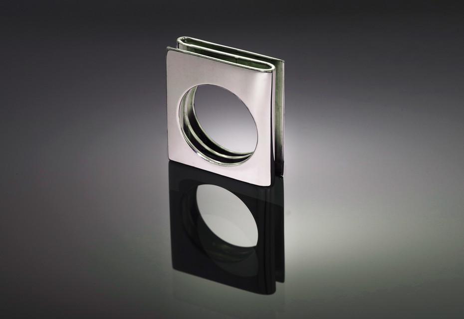 Elizabeth ring silver