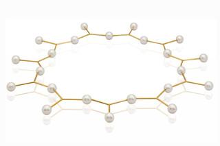 Molekular Collier  von  Biegel