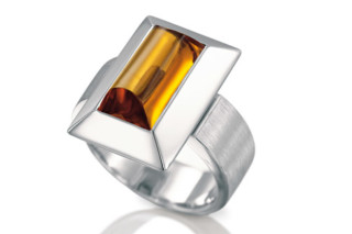 Passepartout ring  by  Biegel