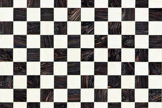 Checkmate Black  by  Bisazza